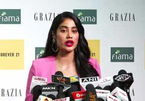 Jhanvi Kapoor refuses to talk about her upcoming projects; Here's Why