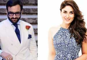 Kareena Kapoor Khan to play cameo in Saif Ali Khan's film; Check out