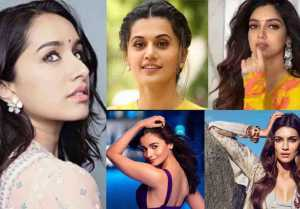 Alia Bhatt, Shraddha Kapoor & other are the busiest Bollywood Actresses