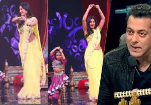 Super Dancer Chapter 3: Katrina Kaif fails to match Rupsa Batabyal's step