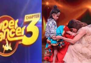 Super Dancer Chapter 3: Shilpa Shetty kisses winner Rupsa Batabyal's feet