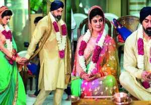 Pooja Batra & Nawab Shah's wedding photos finally out; Check out