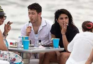 Priyanka Chopra gets trolled for smoking during birthday celebration with Nick Jonas