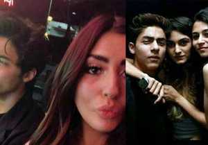 Shahrukh Khan's son Aryan Khan dating blogger from London; Check Out