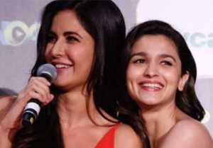 Katrina Kaif got cutest birthday wish from her  BFF Alia Bhatt