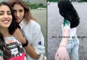 Shweta Bachchan & Navya Naveli Nanda enjoy holiday in Japan; Check out