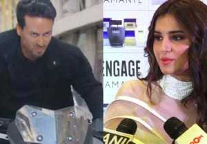 Tara Sutaria's comment on Tiger Shroff's War clash with Marjaavaan; Check out
