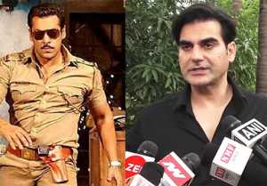 Arbaaz Khan talks about Salman Khan's Dabangg 3; Watch Video