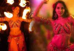 Nora Fatehi's Batla House song O Saki Saki breaks Internet; Check Out Here