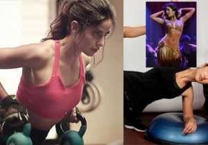 Katrina Kaif works hard for her fitness; Know here her daily workout routine