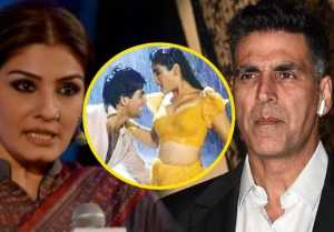 Raveena Tandon REACTS on Akshay Kumar's tweet about tip tip barsa paani