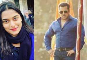 Salman Khan to romance Mahesh Manjrekar's daughter in Dabangg 3