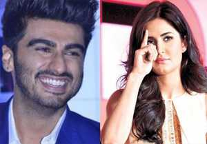 Arjun Kapoor pulls Katrina Kaif's leg on her birthday ; Here's why