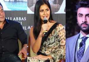 Katrina Kaif reveals her equation with Salman Khan & Ranbir Kapoor after breakup