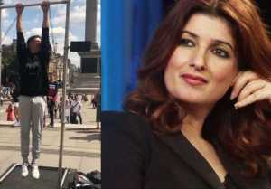 Akshay Kumar is always ready to make some money, says Twinkle Khanna; Watch Video