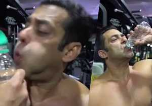 Salman Khan makes fun of bottle cap challenge; Watch Video