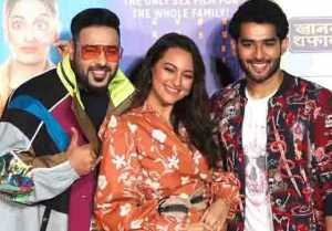 Khandaani Shafakhana trailer: Sonakshi Sinha & Badshah attended the launch