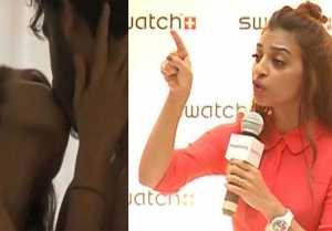 Radhika Apte REACTS on her leaked scene with Dev Patel from The Wedding Guest