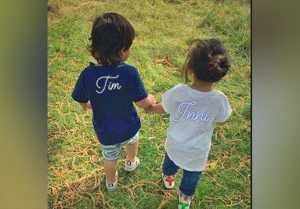 Taimur Ali Khan and Inaaya Naumi Kemmu enjoy walk together in park; Check out