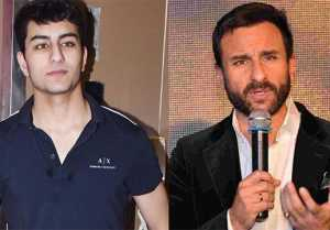 Saif Ali Khan opens up on Ibrahim Ali Khan's Bollywood debut; Check Out