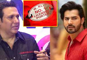 Govinda REACTS on Varun Dhawan & Sara Ali Khan's Coolie No 1 remake; Watch Video