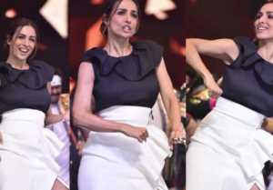 Malaika Arora recreates chaiyya chaiyya song  in Dance India Dance 7; Check out