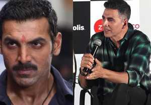Akshay Kumar's comment on John Abraham's Batla House Clash with Mission Mangal