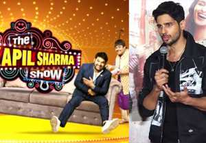The Kapil Sharma Show: Sidharth Malhotra reveals he failed ninth grade because of girls