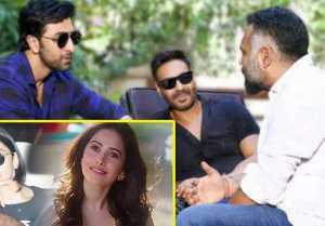 Nushrat Bharucha to join Ajay Devgn & Ranbir Kapoor in Luv Ranjan's next?