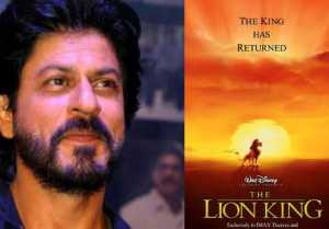 The Lion King: Shahrukh Khan reveals why he saw this movie 40 times