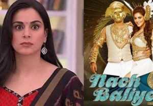 Nach Baliye 9: Shraddha Arya gets injured on the sets of Khatra Khatra