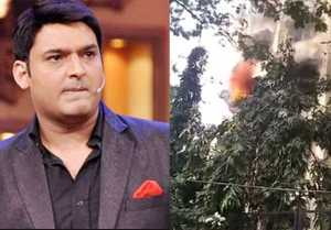 Kapil Sharma's Mumbai apartment Caught Massive Fire; Watch Video