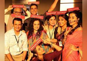 Akshay Kumar shares a glimpse of Mission Mangal characters with designations