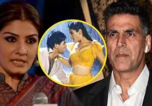 Raveena Tandon REACTS on Akshay Kumar's tweet about tip tip barsa paani
