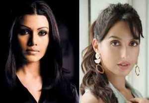 Nora Fatehi reacts on Koena Mitra's post on Saki Saki remake