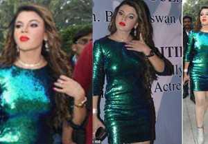 Rakhi Sawant is pregnant after one month of marriage !  Know the truth