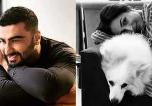 Malaika Arora & Arjun Kapoor gets romantic on Social Media; Check Out