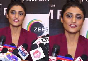 Ragini Khanna talks on ZEE5 original short film Posham Pa