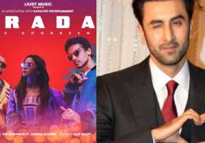 Alia Bhatt's song Prada gets awesome response from Ranbir Kapoor