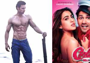 Sara Ali Khan & Varun Dhawan's Coolie No 1 gets THIS villain; Check Out Here
