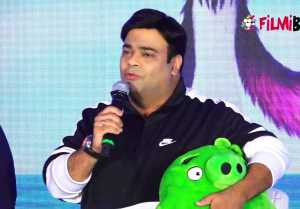 Kapil Sharma, Kiku Sharda & Archana Puran Singh talk on Angry Birds 2 experiences