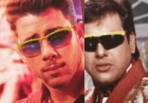 Priyanka Chopra's husband Nick Jonas reacts on his comparison with Govinda!