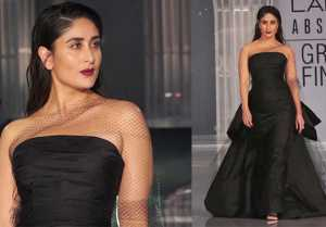 Lakme Fashion Week: Kareena Kapoor Khan walks the Ramp as show stopper; Watch Video