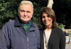 Neetu Kapoor talks on Rishi Kapoor's cancer battle