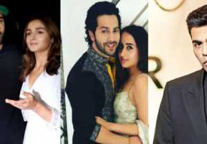 Alia Bhatt-Ranbir Kapoor & Varun Dhawan's Wedding Karan Johar to play huge Contribution