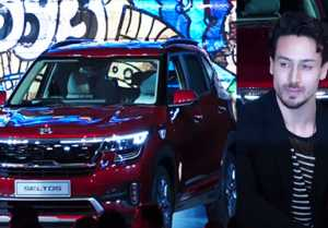 Tiger Shroff launches Seltos SUV 2019 ;Watch video