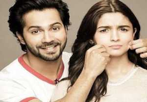 Alia Bhatt & Varun Dhawan collaborate for this project
