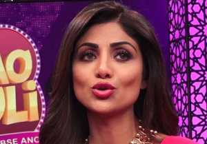 Shilpa Shetty talks on her upcoming live show Boli Lagao;Watch video