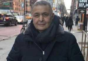 Rishi Kapoor recalls time when he was mistaken for ex-waiter in New York