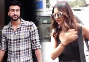 Meezaan Jaaferi & Rakul Preet Singh spotted at restaurant: Watch Video